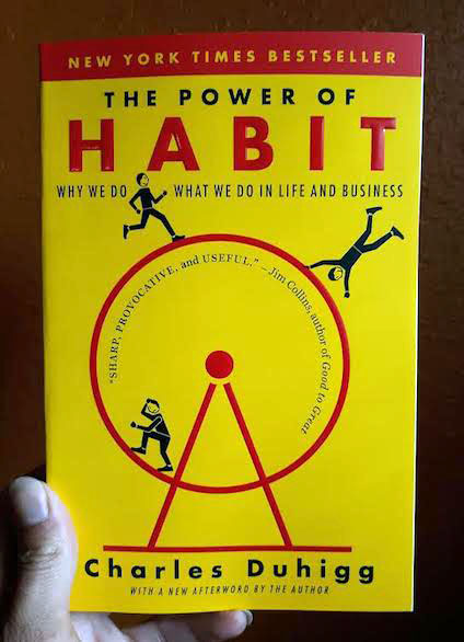 Power of Habit: Why We Do What We Do in Life and Business