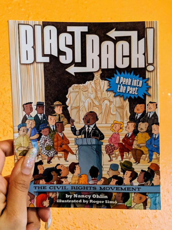 The Civil Rights Movement (Blast Back) blowup
