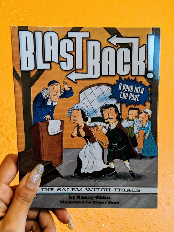 The Salem Witch Trials (Blast Back)