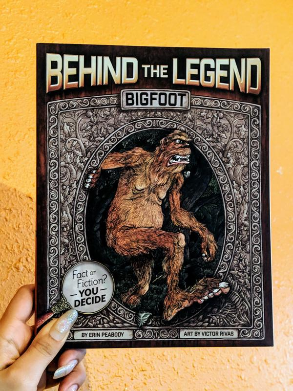 Behind the Legend: Bigfoot blowup