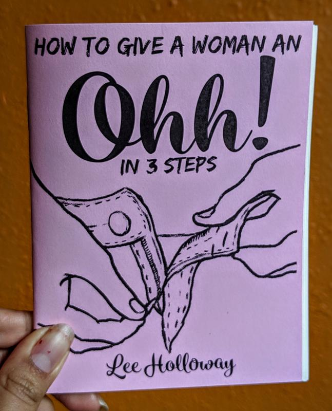 How to Give a Woman an O zine cover