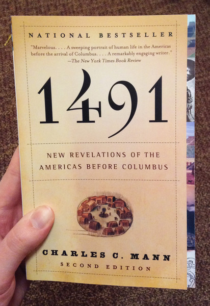 1491 by Charles C. Mann blowup