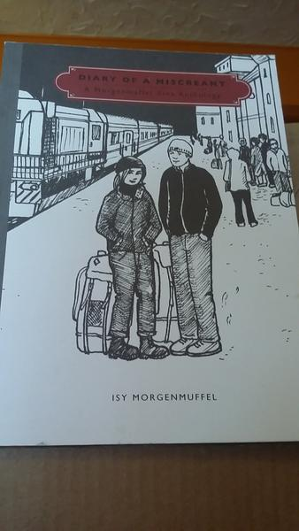 Diary of a Miscreant, Isy Morgenmuffel blowup