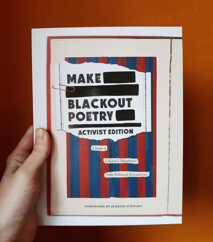 Make Blackout Poetry: Activist Edition