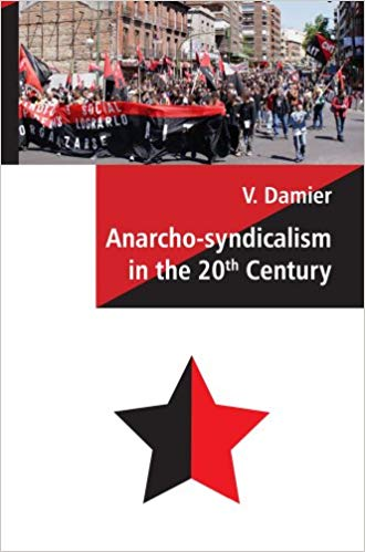 There's an image of a parade above the off center title with a red and black star below the title.