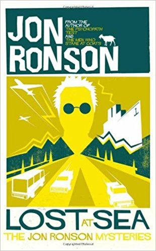 Lost At Sea by Jon Ronson blowup