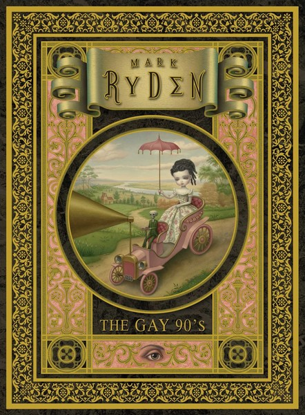 The Gay 90's by Mark Ryden blowup