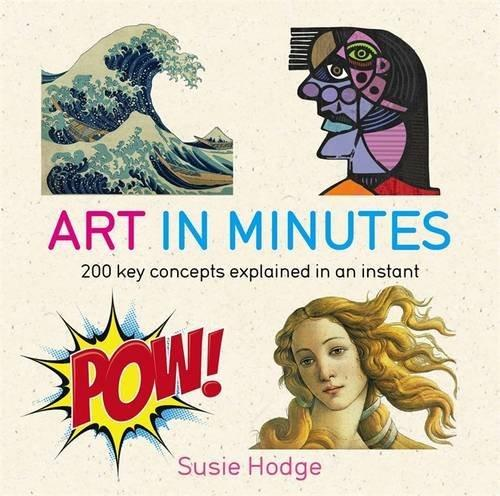 Art in Minutes: 200 Key Concepts Explained in an Instant