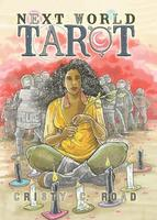 Next World Tarot: Hardcover Art Collection (hardcover book)
