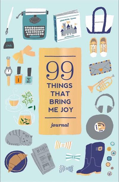 99 Things That Bring Me Joy