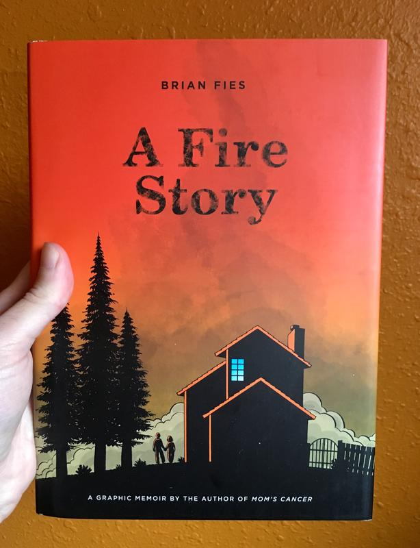 A Fire Story blowup