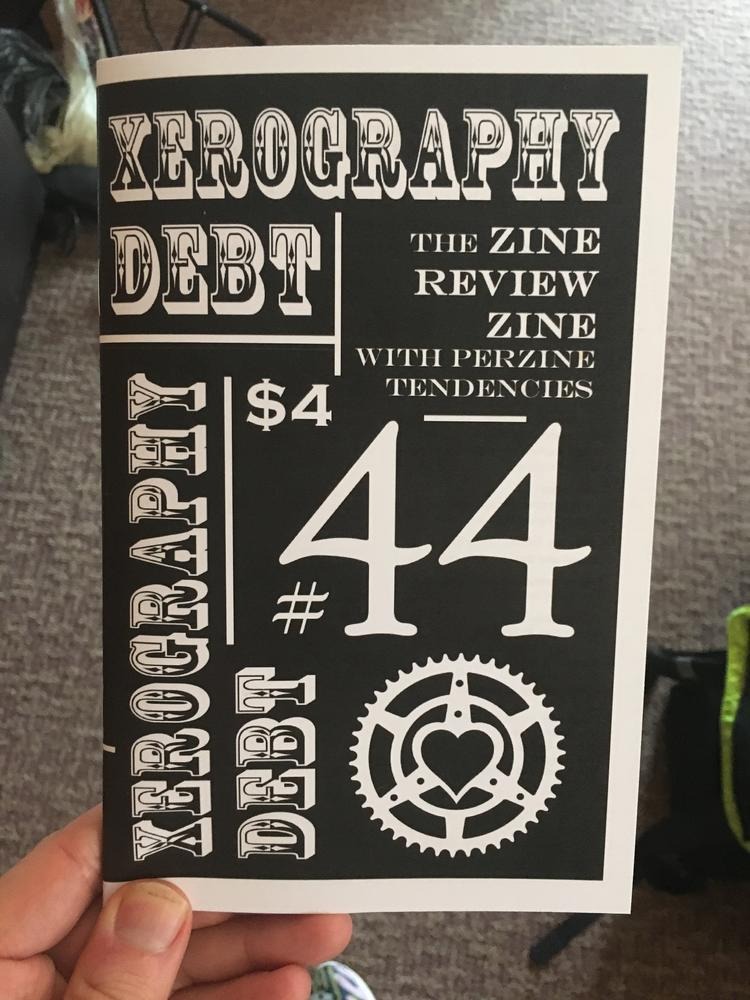 Xerography Debt #44