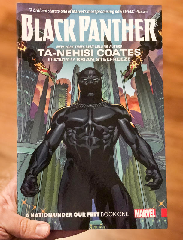 Black Panther: A Nation Under Our Feet Book One Paperback