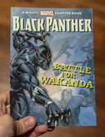 Black Panther: The Battle for Wakanda: A Mighty Marvel Chapter Book
