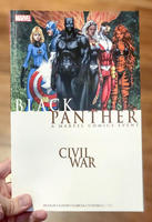 Black Panther: Civil War (New Printing)