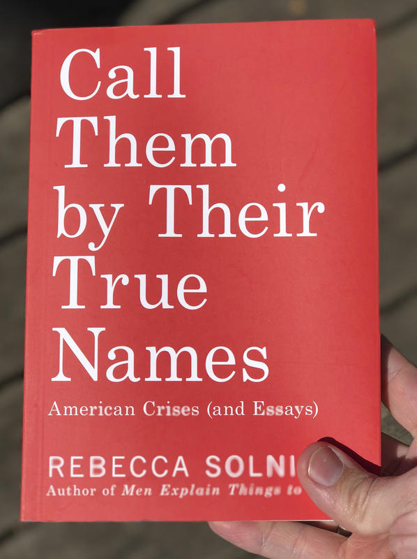 A red cover with the title in a white font.