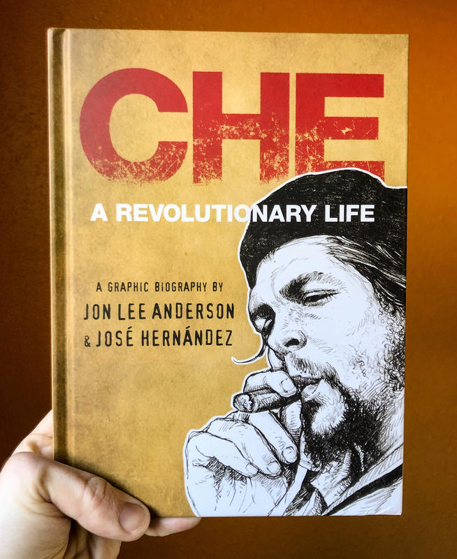 Che: A Revolutionary Life blowup