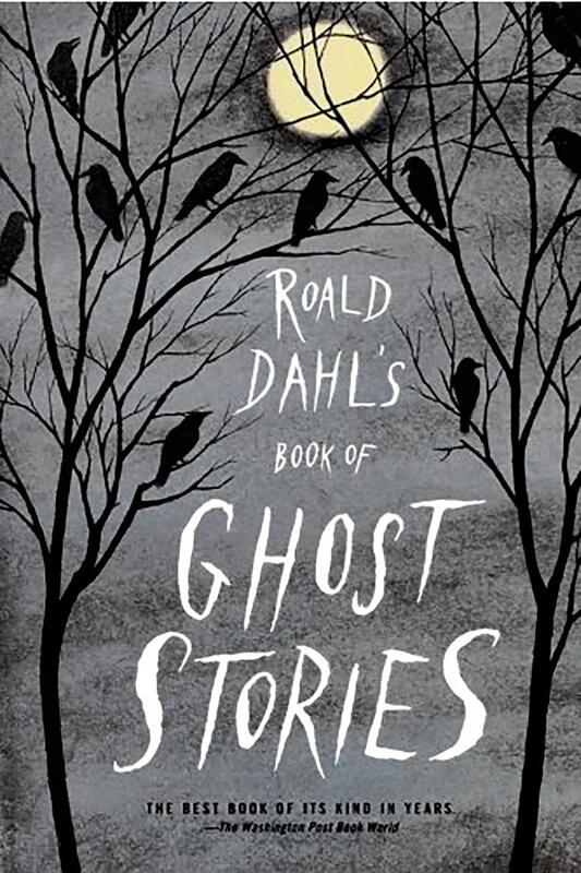 Roald Dahl's Book of Ghost Stories blowup
