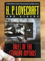 Tales of the Cthulhu Mythos: Stories