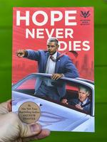 Hope Never Dies: An Obama Biden Mystery
