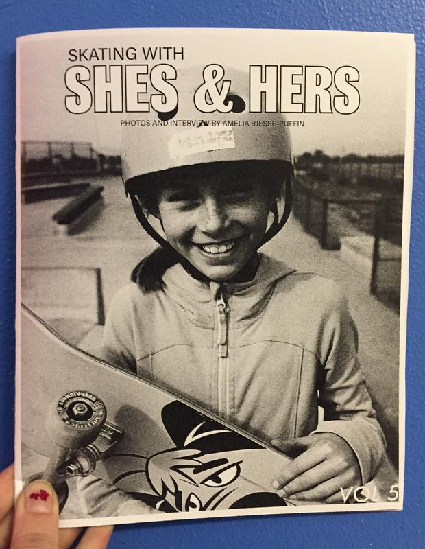 Skating with Shes and Hers #5: Photos and Interviews
