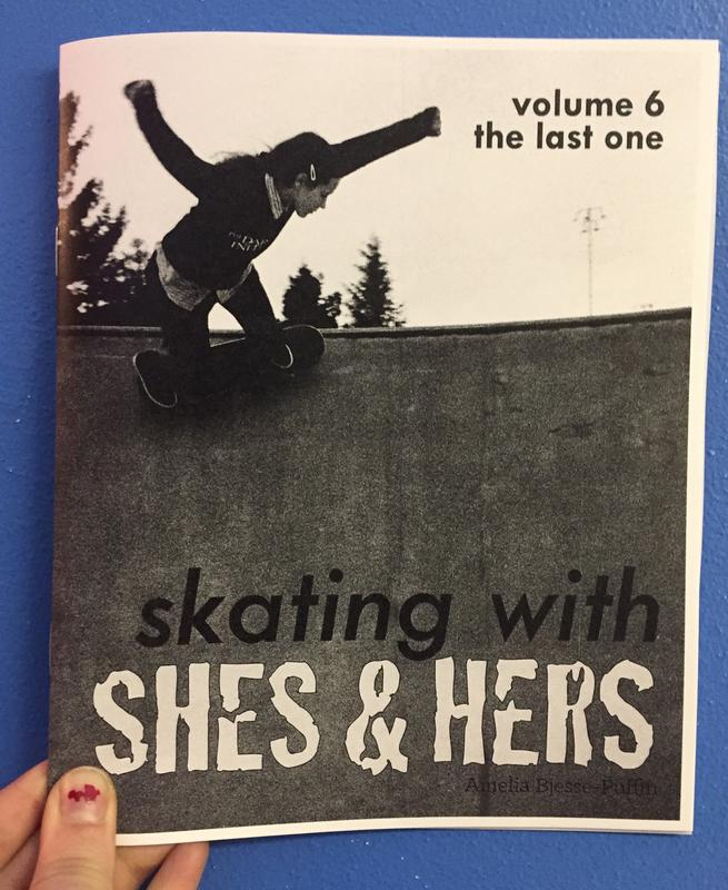 Skating with Shes and Hers #6: The last one