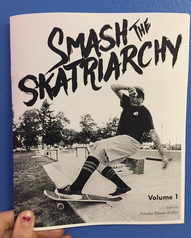 Smash the Skatriarchy: Volume 1