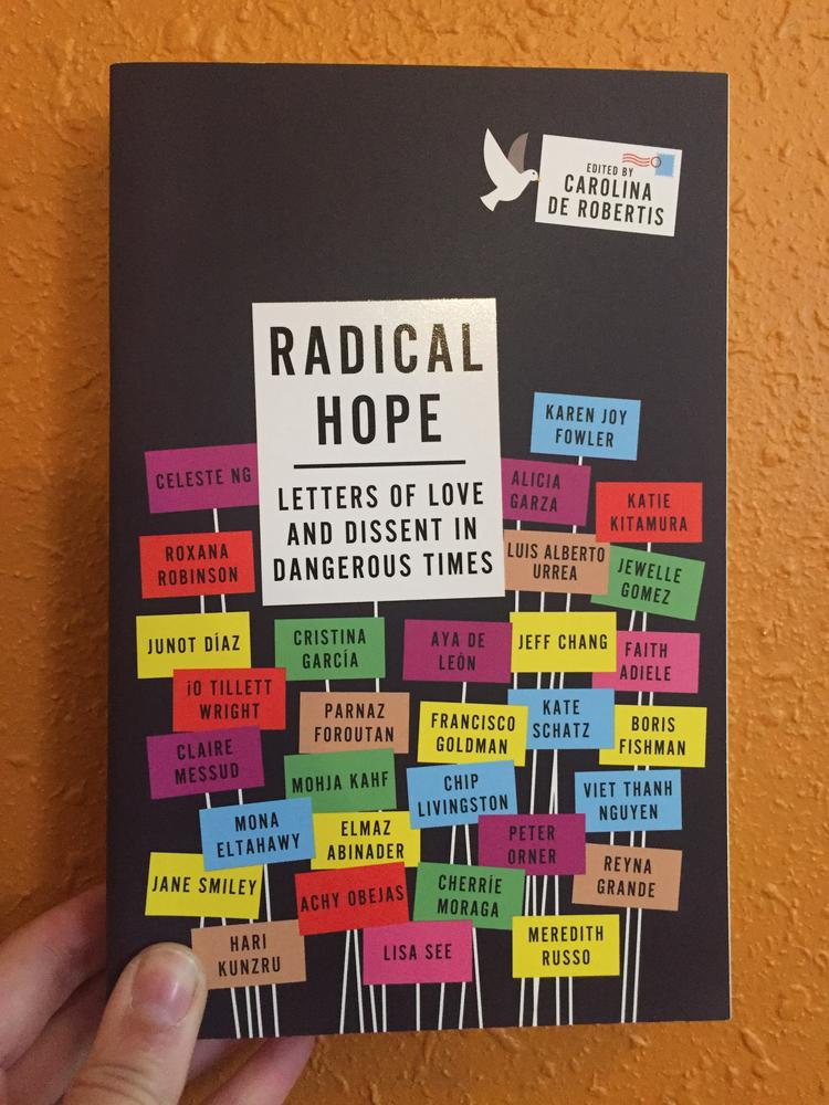 Radical Hope edited by Carolina De Robertis