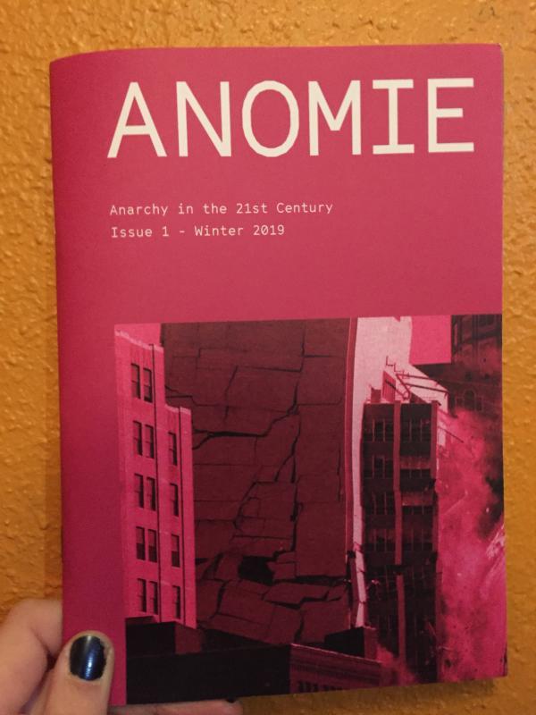 Anomie #1
