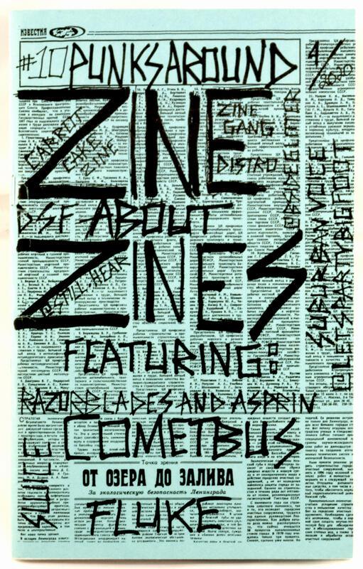 Punks Around #10: Zine About Zines
