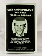 Conspiracy Fun Book (Holiday Edition!)