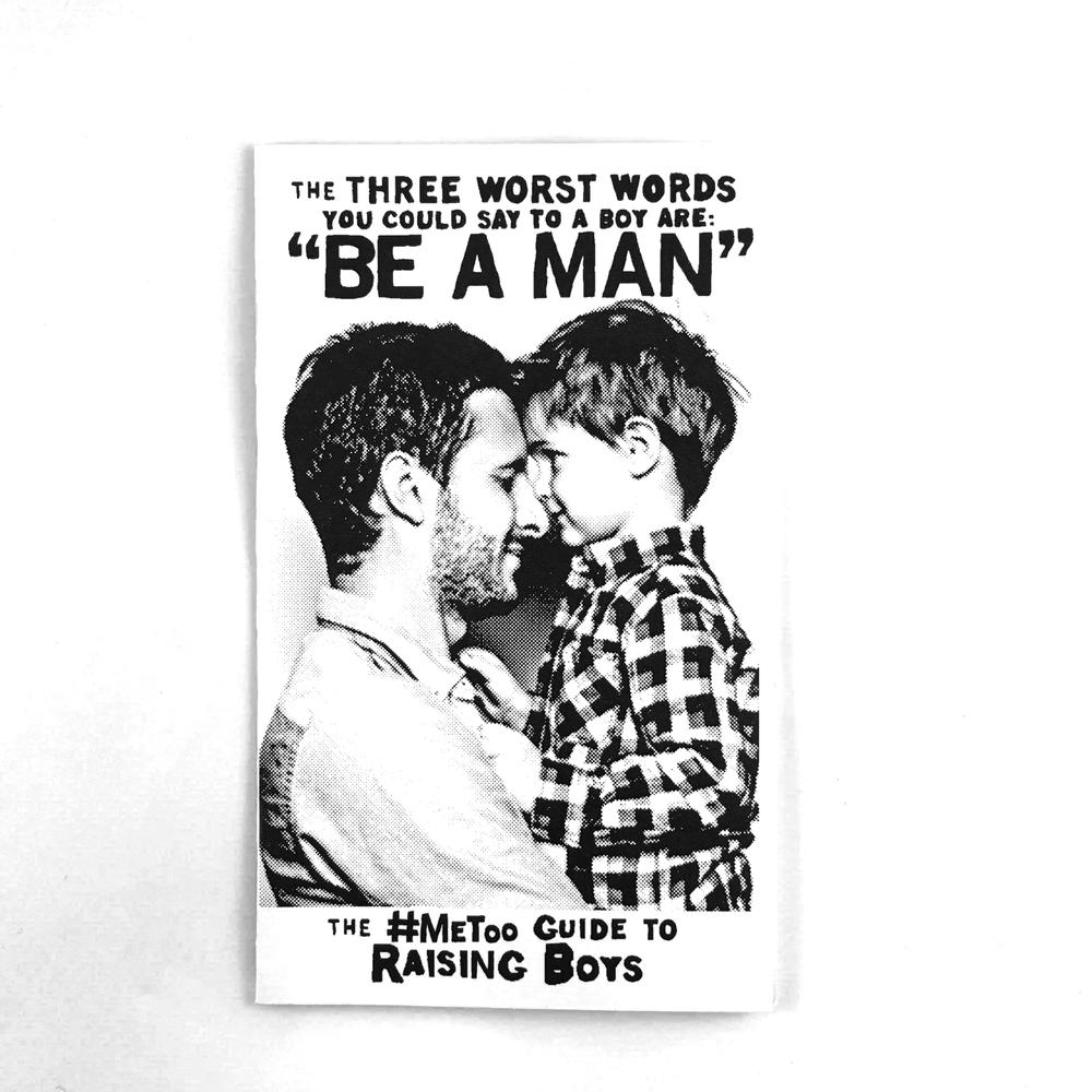 Beginner's Guide to Responsible Sexuality (for Men) zine cover