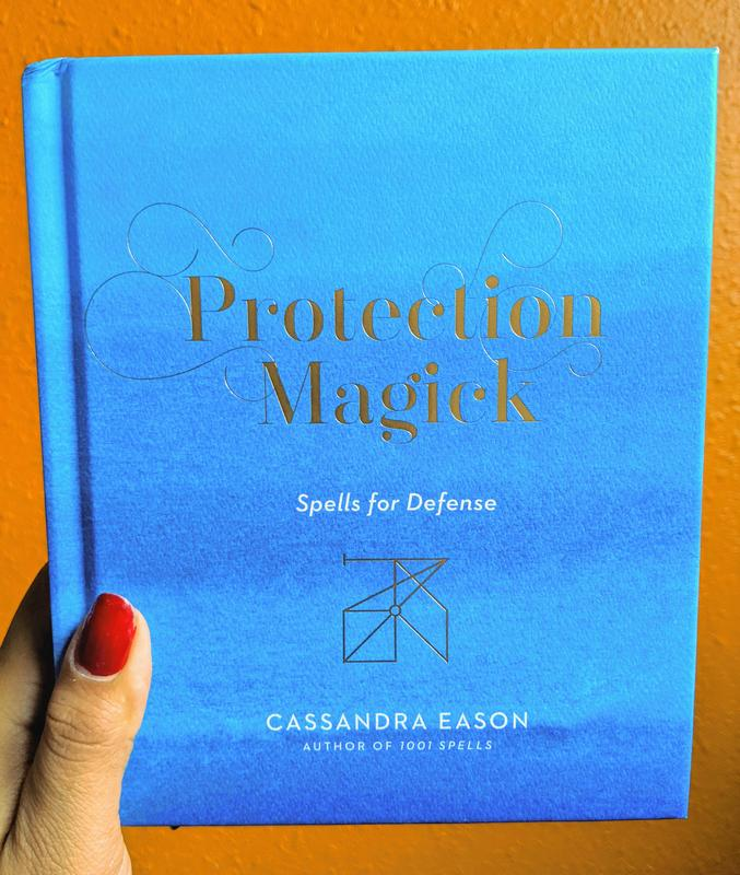 Protection Magick: Spells for Defense