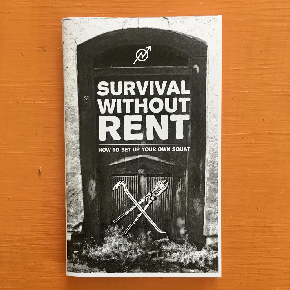 survival without rent zine cover