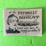 At The Feminist Bootcamp