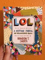LOL: A Keepsake Journal of Hilarious Q&As