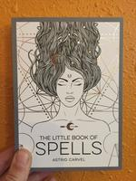 The Little Book Of Spells: A Beginner's Guide to White Whitchcraft