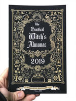 The Practical Witch's Almanac: 2019 image
