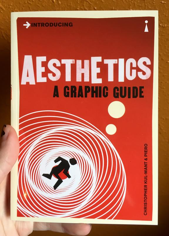 Introducing Aesthetics: A Graphic Guide blowup