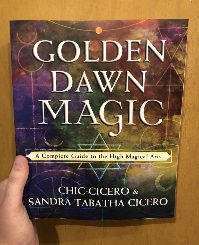 Golden Dawn Magic: A Complete Guide to the High Magical Arts blowup