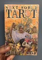 Next World Tarot: Written & Illustrated by Cristy C. Road