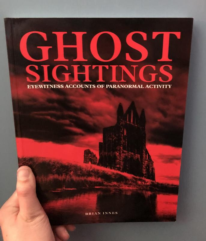 Ghost Sightings: Eyewitness Accounts of Paranormal Activity