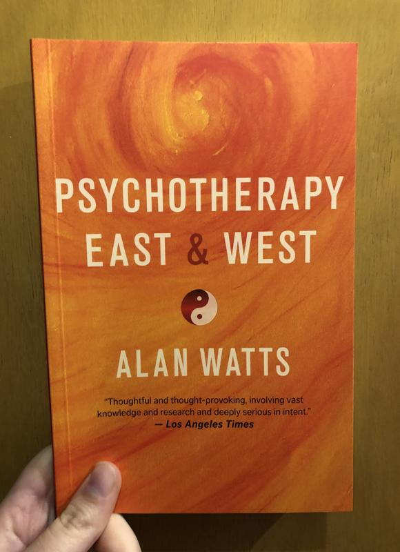 Psychotherapy East & West blowup