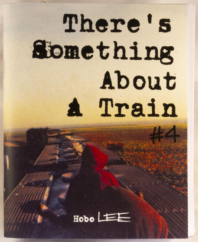 There's Something About a Train #4