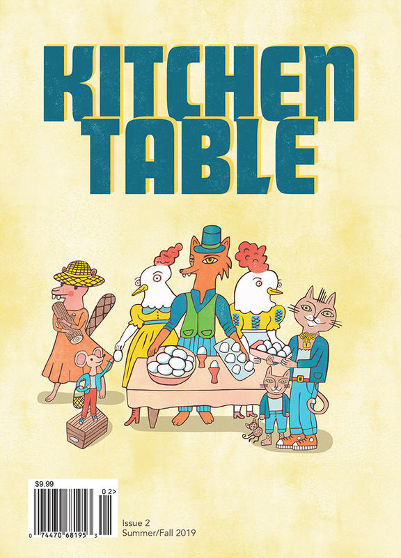 Kitchen Table #2: The Market Issue