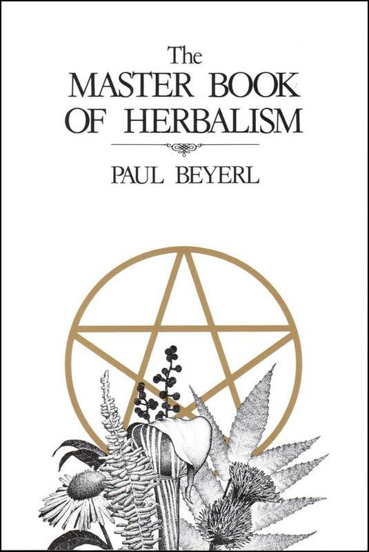 Master Book of Herbalism blowup