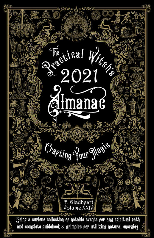 Practical Witch's Almanac 2021: Crafting Your Magic