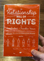 The Relationship Bill of Rights