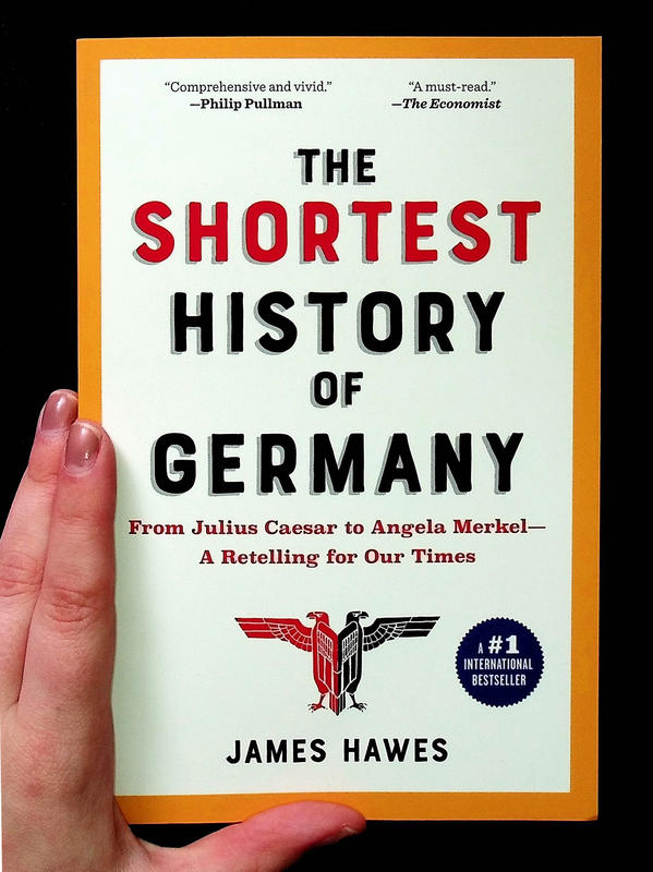 Shortest History of Germany blowup