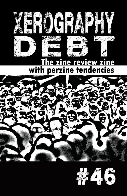 Xerography Debt #46 blowup